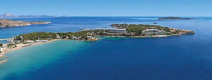 The Westin - Astir Palace Resort in #Vouliagmeni peninsula #AthensRiviera