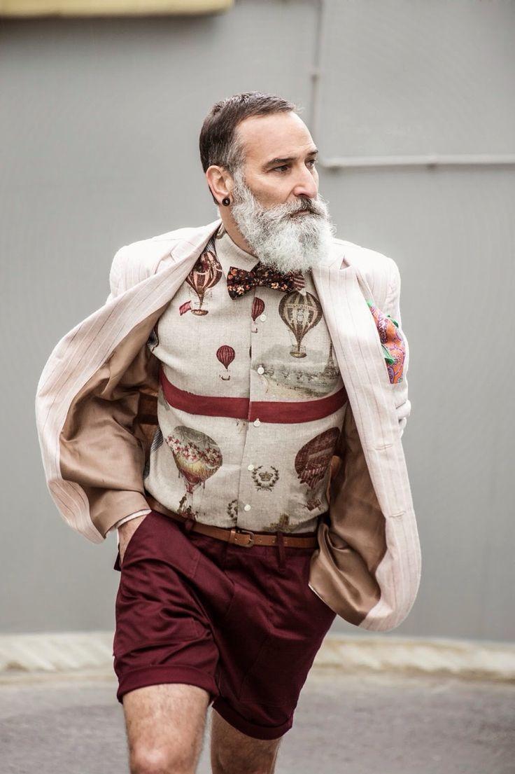 Preppy look || Streetstyle Inspiration for Men! #WORMLAND Men's Fashion