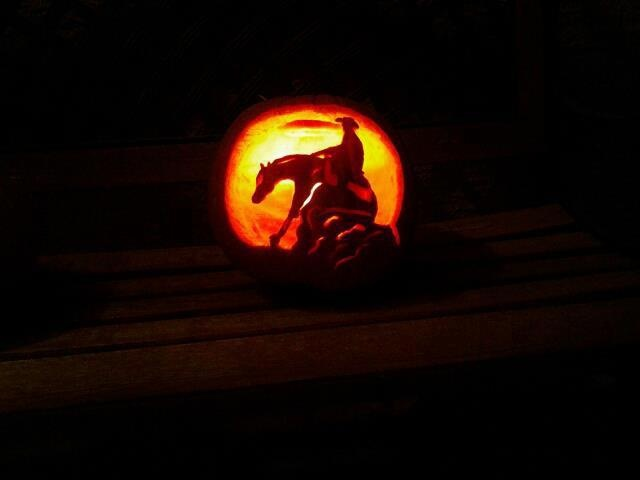 Best art images on pinterest halloween pumpkins