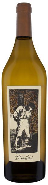 Orin Swift The Prisoner Wine Co White Blindfold 2012, $29.95 (http://www.liquiddiscount.com/orin-swift-the-prisoner-wine-co-white-blindfold-2012/)