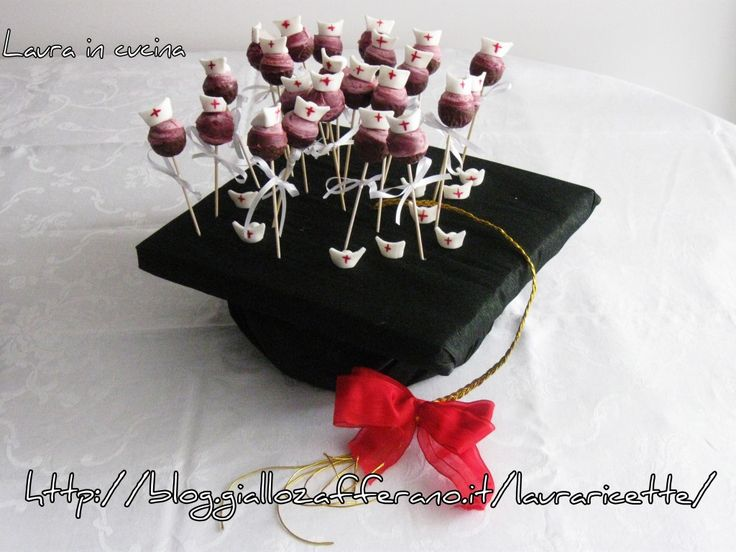 Lollipops per laurea in infermieristica
