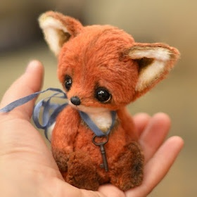 Repinned -- thanks, Francie!! So adorable, recently sold on eBay for over $400.
