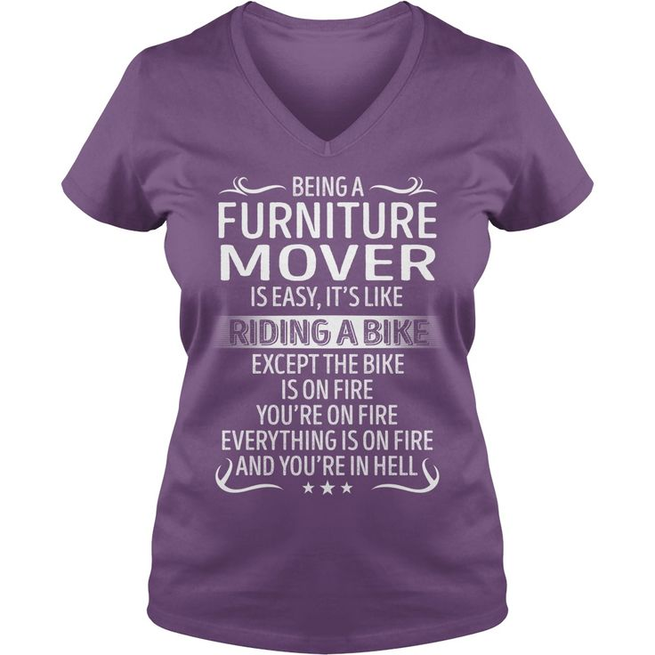 Being a Furniture Mover like Riding a Bike Job Title TShirt #gift #ideas #Popular #Everything #Videos #Shop #Animals #pets #Architecture #Art #Cars #motorcycles #Celebrities #DIY #crafts #Design #Education #Entertainment #Food #drink #Gardening #Geek #Hair #beauty #Health #fitness #History #Holidays #events #Home decor #Humor #Illustrations #posters #Kids #parenting #Men #Outdoors #Photography #Products #Quotes #Science #nature #Sports #Tattoos #Technology #Travel #Weddings #Women