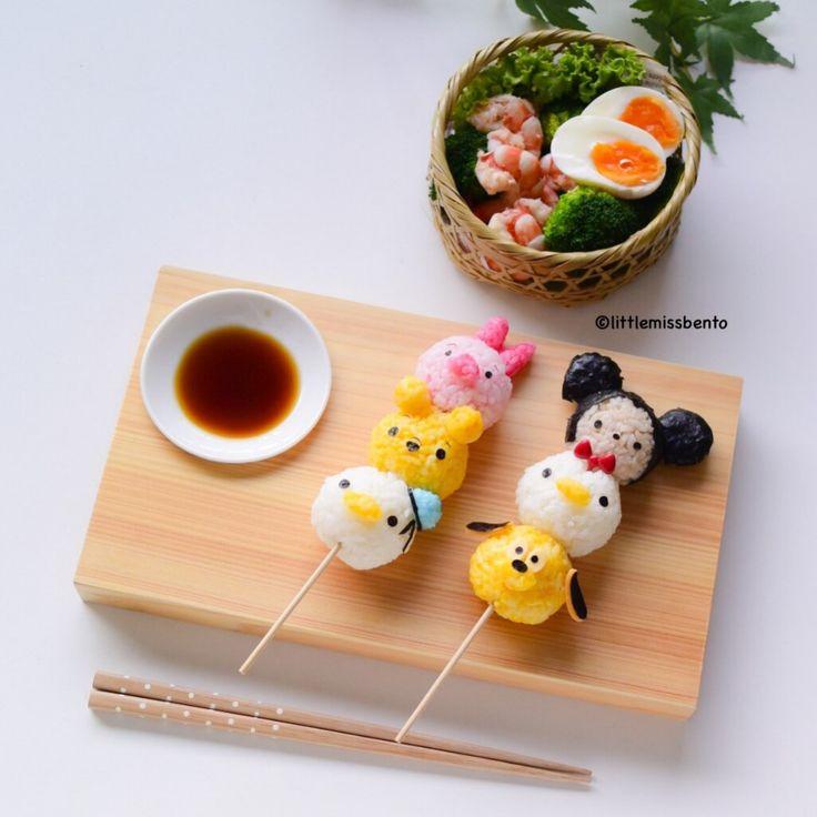 Tsum Tsum Sushi