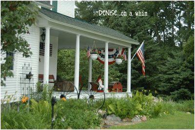 Fabulous Farmhouse Front Porch
