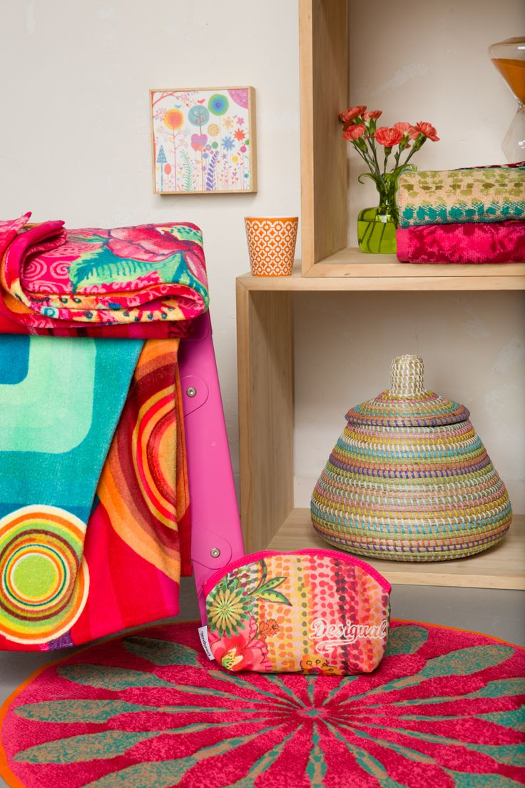 110 best desigual home images on pinterest abdominal muscles abs and bed - Desigual home decor ...