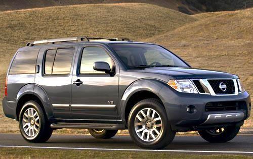 2012 Nissan Pathfinder SUV Used - TMV from $20,739