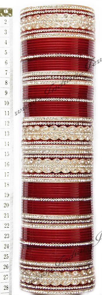 Indian Jewellery & Bridal Jewellery | Buy - Bridal Churas - UGRC0677