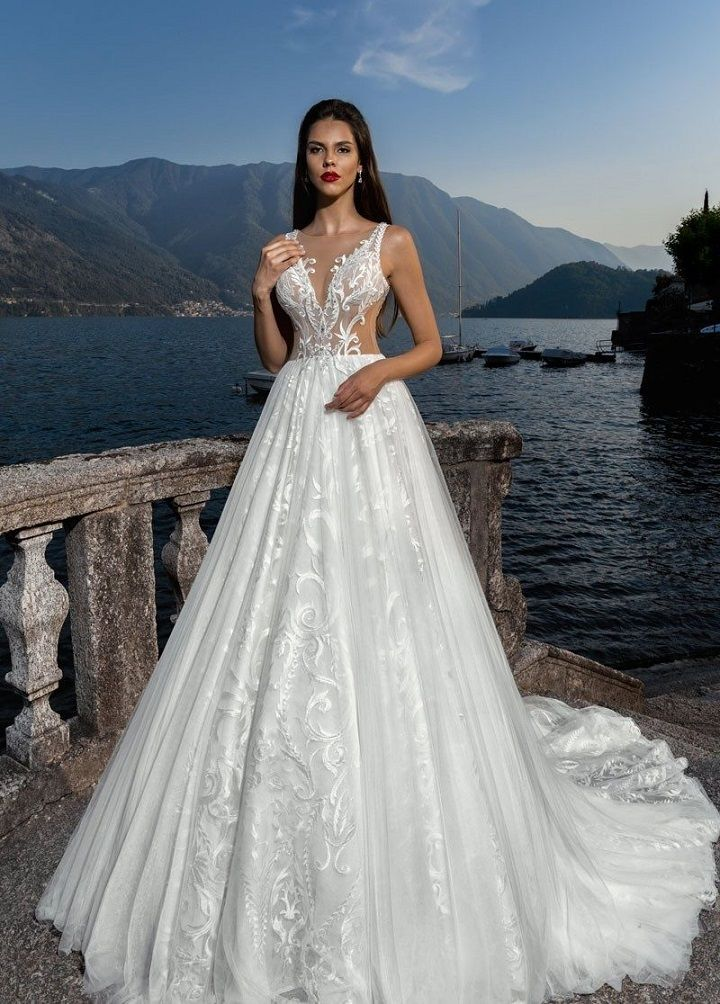 92 best Vestidos de novia images on Pinterest | Bridal gowns ...