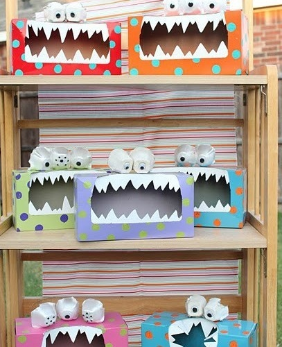 Tattle monsters!: