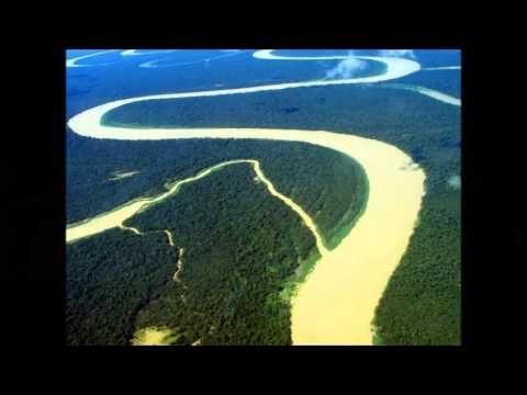 Nuestro Insólito Universo: ORELLANA Y LAS AMAZONAS