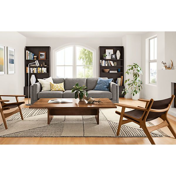 Dane Coffee Table Modern Coffee Tables Modern Living Room Furniture Room Board Design Home Renovation Wood Furniture Living Room Leather Daybed