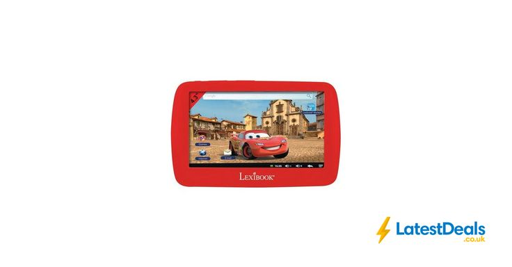 Lexibook Cars 4 Inch Tablet, £34.99 at Argos
