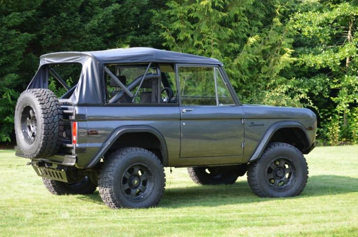Ford : Bronco SUV