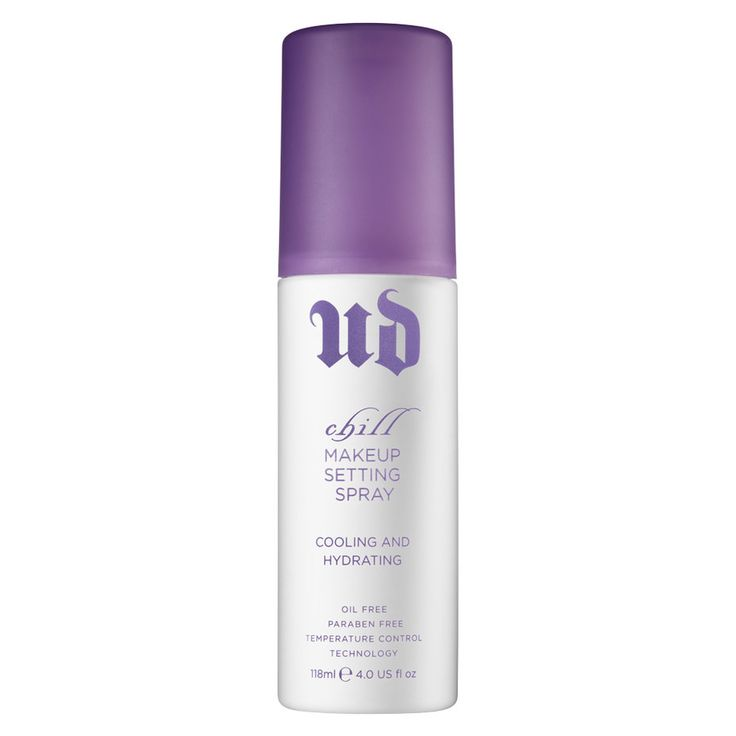 Urban Decay - CHILL MAKEUP SETTING SPRAY