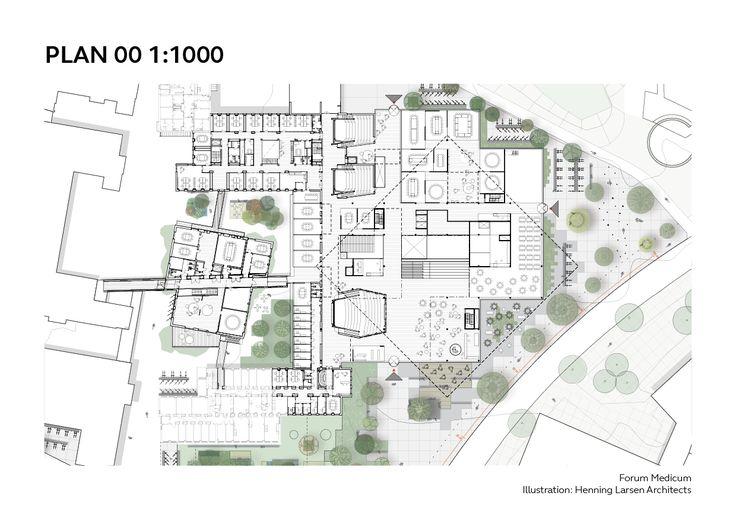 Thư viện ảnh của Henning Larsen Architects Thắng cạnh tranh để thiết kế một bài viết mới nhất tại Đại học Lund - 11
