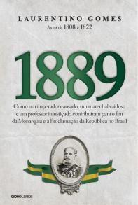 """Dois """"vícios"""" de criança eu mantenho até agora: o gosto de estudar História (qualquer uma, história do cinema, história geral, história em quadrinhos…) e a curiosidade. E esses dois """"vícios"""" foram alimentados depois de ler as três obras de Laurentino Gomes, """"1808"""", """"1822"""" e """"1889"""". São livros que falam da História do Brasil de uma forma diferente, com uma linguagem jornalística e que foge daquele tom pomposo dos livros tradicionais."""