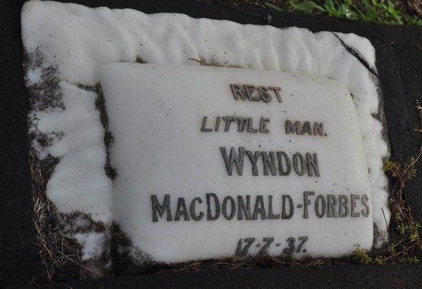 Wyndon Forbes