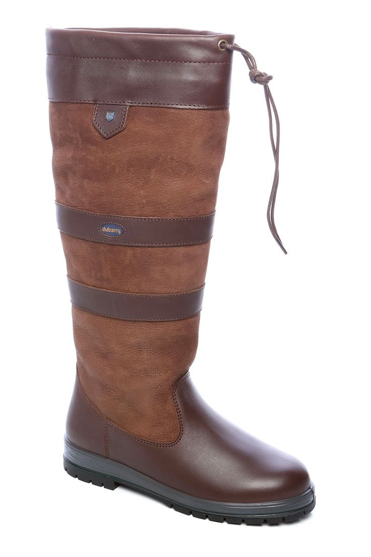 Dubarry Wide Fit Galway Boots