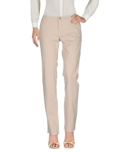 ALPHA STUDIO Women's Casual pants Beige 12 US