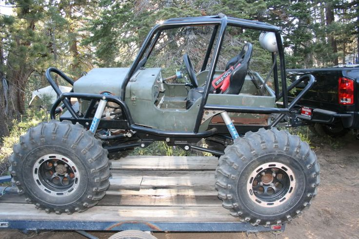 homemade go carts | QUOTE=xjdoug;9487015]this is like watching a kid stick his finger in ...