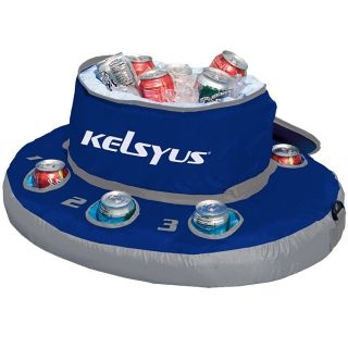 Inflatable Floating Cooler, from HomeWetBar.com