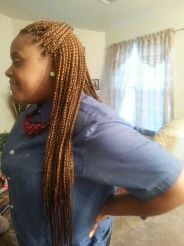 african braids hairstyles 2017 : Box braids African American Protective Hair Styles by Crys ...