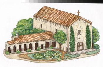 mission san miguel - Google Search
