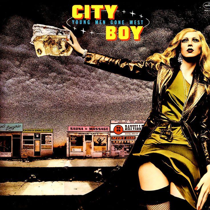 Pin De John Donch En Lp Ep Cd And Single Cover Art City Boy Boys Y Cd Uk