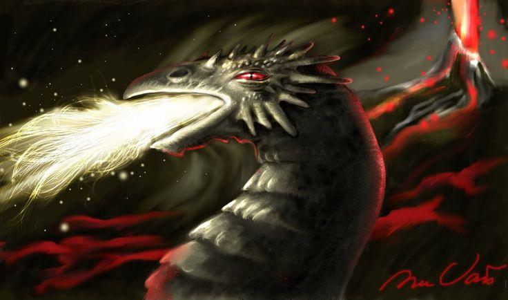 Firesnake by Nuctameron