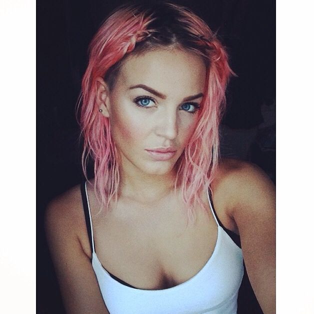 hair styles for over 50 40 best hair images on braids hair looks and 1585 | 2981da7b9146effeed1585d50e09ca70 new girl pink hair