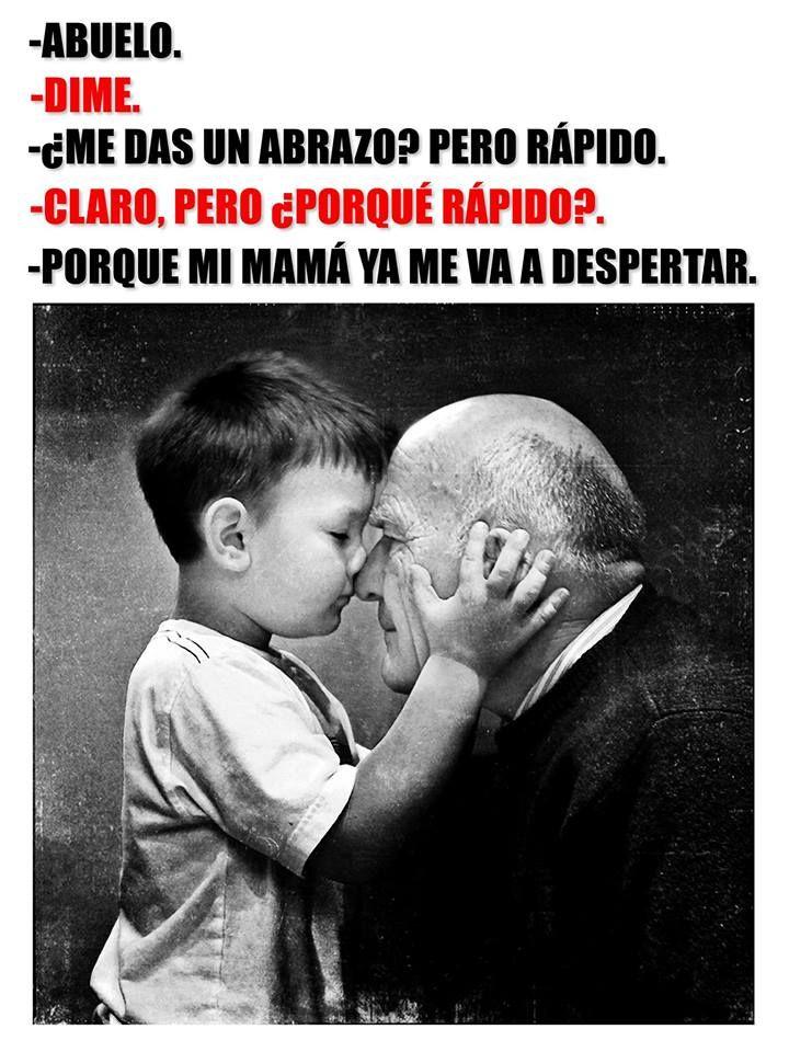 imagen emotiva de abuelos