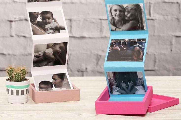Der nächste Geburtstag steht an? Wie wäre es mit Fotogeschenke basteln? Wir verarten dir 4 sensationelle Ideen für DIY Fotogeschenke.