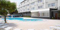 O Hotel Onix, situado a 3 km do centro de Viseu, dispõe de quartos espaçosos e piscina exterior, com uma vista única sobre a Serra da Estrela e a Serra do Caramulo.