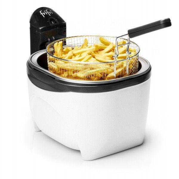 Friteuse Frifri 828 Avec une capacité de 4L, la Friteuse Frifri 828 est la friteuse économique idéale pour les familles nombreuses...