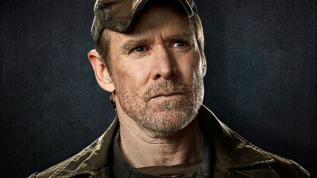 Tough break for Captain Weaver in the last episode (Young Bloods) of Falling Skies. What a great character for Will Patton to play...conflicted in so many ways.