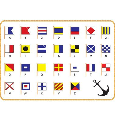 maritime flag meanings