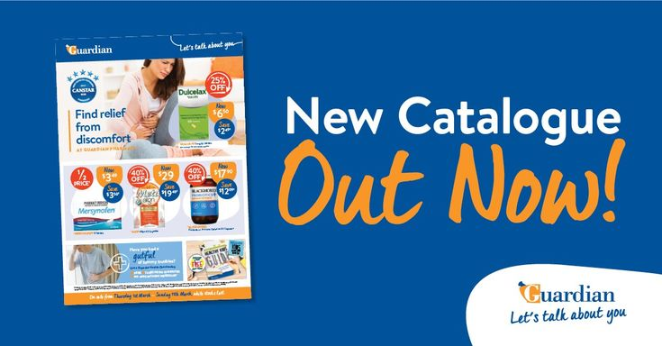 Keep an eye out for our #March #Catalogue. Visit your local #Guardian #Pharmacy today... while stocks last! #Gorokan #GorokanGuardianPharmacy