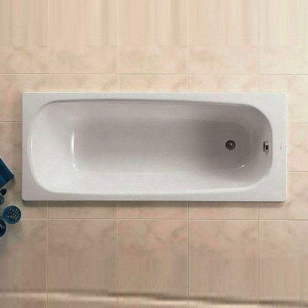 Чугунная ванна Roca Continental 21291100R (170х70) купить в магазине Сантехника-онлайн.Ру