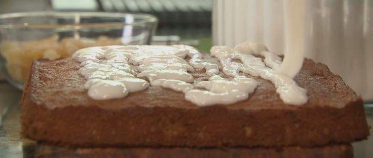Ciasto imbirowe - Ewa Wachowicz