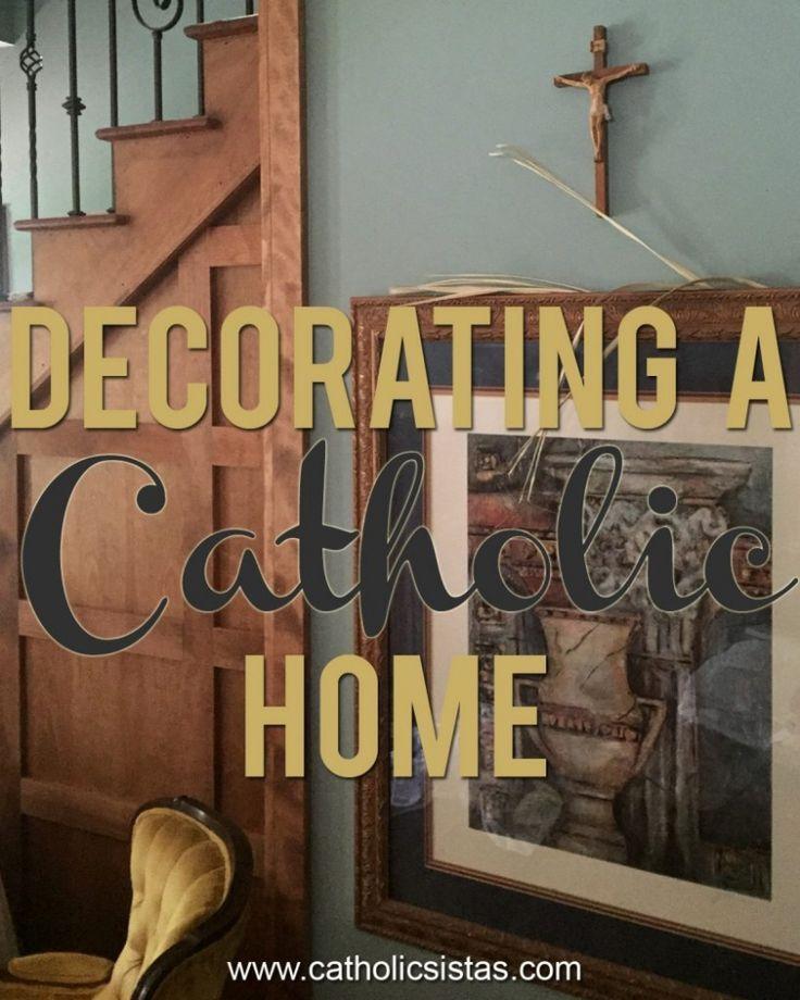 Best 25 catholic art ideas on pinterest religious art for Catholic decorations home