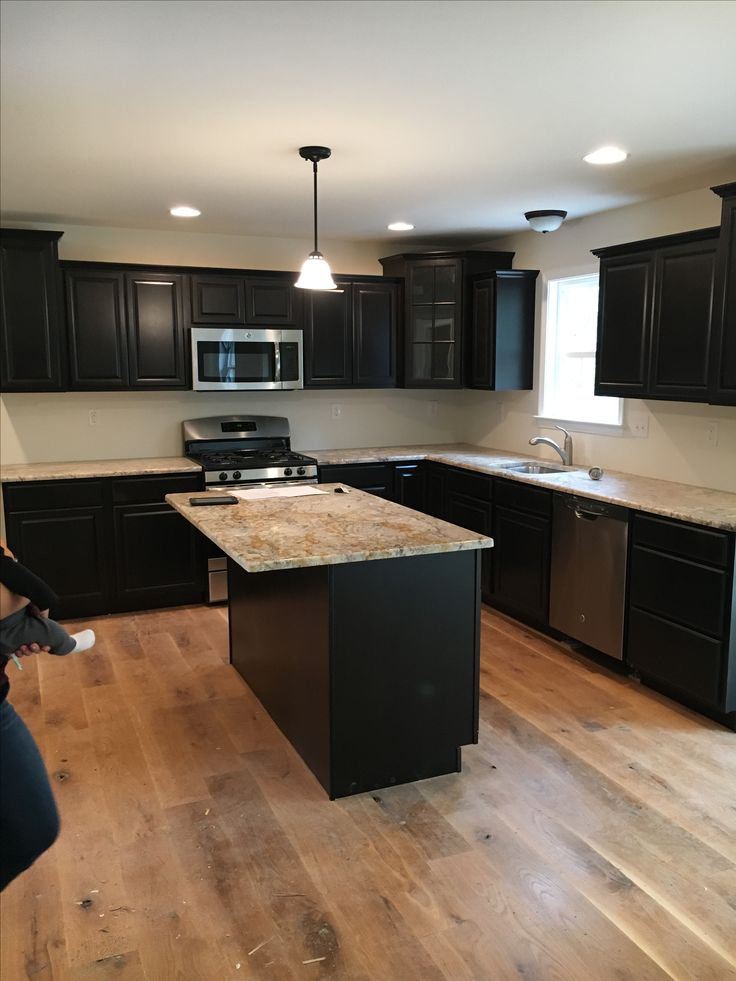 pin by daniel acree on dark cabinets interior design living room beautiful kitchen designs on kitchen ideas with dark cabinets id=21275