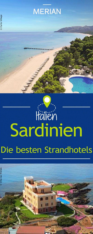Strand-Hotels auf Sardinien gibt es viele, wir zeigen euch die schönste für eure Flitterwochen in Italien!