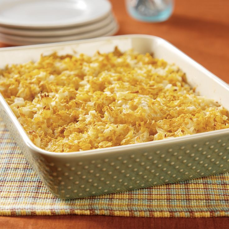 Campbell S Kitchen Hash Brown Casserole