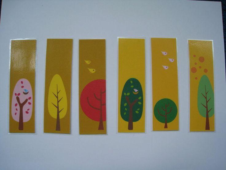 tree bookmarks