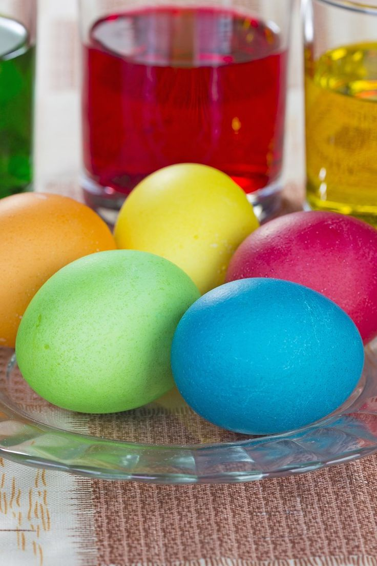 Easy Homemade Easter Egg Dye Recipe - Only 3 Ingredients