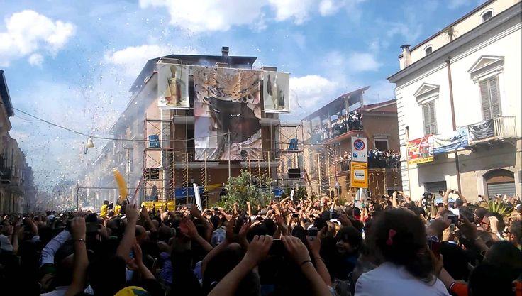"""Festa del Soccorso 2014 - Batteria """"Le vele"""" Via sicilia"""