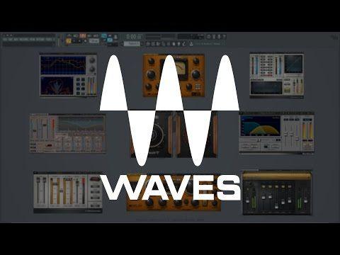 FL Studio   Installing WAVES Plugins (updated) - YouTube
