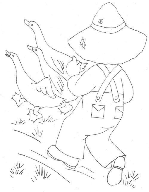 Coloring Book~Denim Dan - Bonnie Jones - Álbuns da web do Picasa