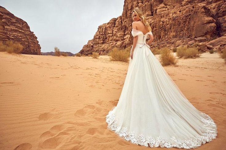 LILA Wedding Dress By OKSANA MUKHA